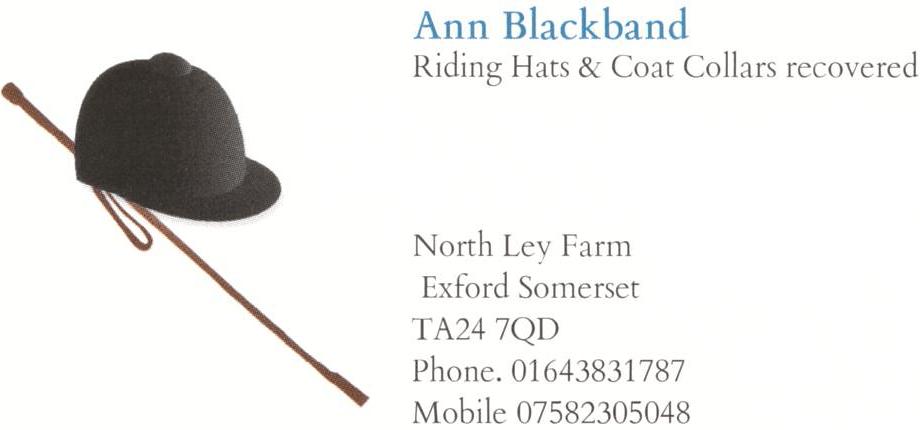 Ann Blackband