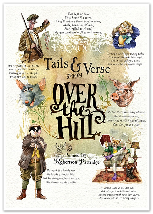 Tails and verse from over the hill front